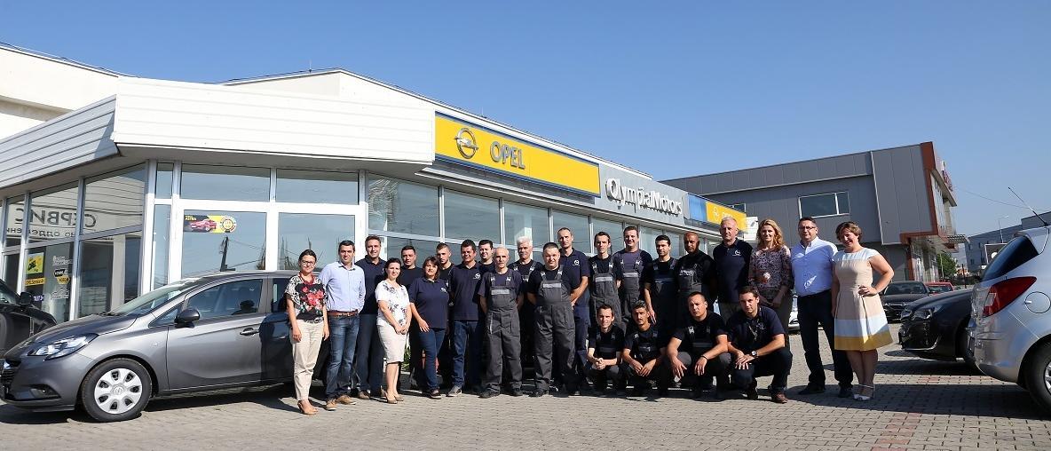 OlympiaMotors Team