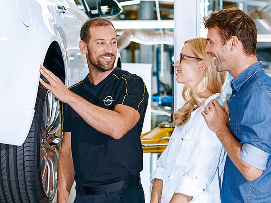 Механика и електрика за Opel и Chevrolet возила